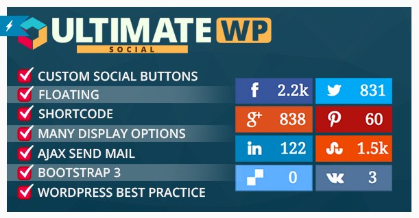 Ultimate Social Deux WordPress