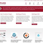 WordPress Multilingual | WPLANG